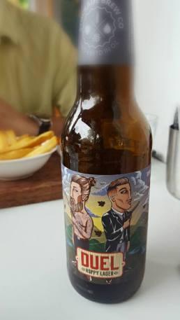 Duel - the beer